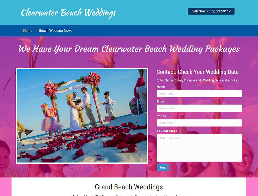 Grand-Beach-Weddings-Service